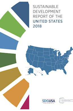 Sustainable Development Report of the United States 2018