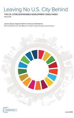2018 U.S. Cities SDGs Index