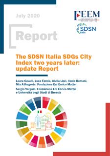 The SDSN Italia SDGs City Index