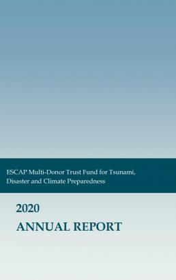 ESCAP Multi-Donor Trust Fund for Tsunami, Disaster and Climate Preparedness
