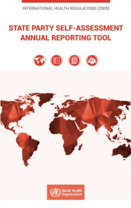 International Health Regulations (2005): State Party self-assessment annual report tool